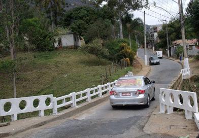 """Rua Feliciano Benedito da Costa no bairro São Geraldo funcionará em sistema """"pare e siga"""" no domingo"""