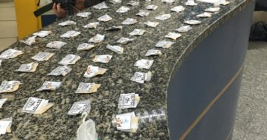Final de semana tem homem preso por tráfico de drogas em Nova Friburgo