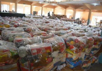 Prefeitura da início a entrega de terceira remessa de cestas básicas