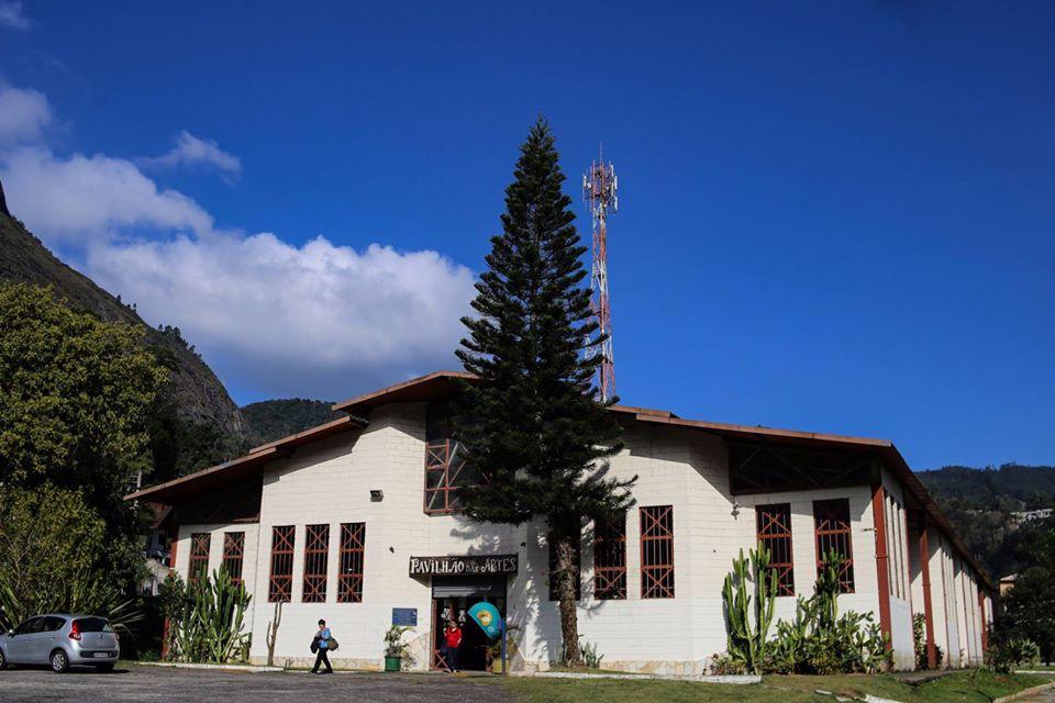 Reforma do Pavilhão das Artes deve começar ainda este mês, afirma a  prefeitura - TV ZOOM