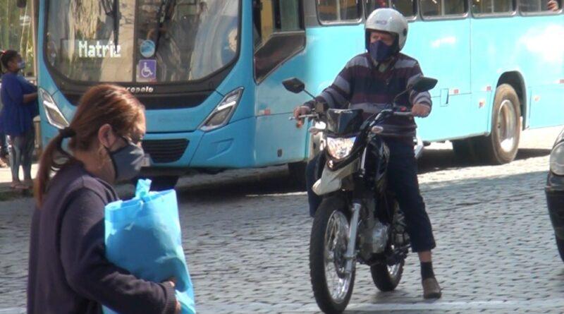 onibus, moto